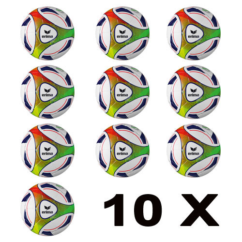 Erima Fussball Hybrid Training 10er Set